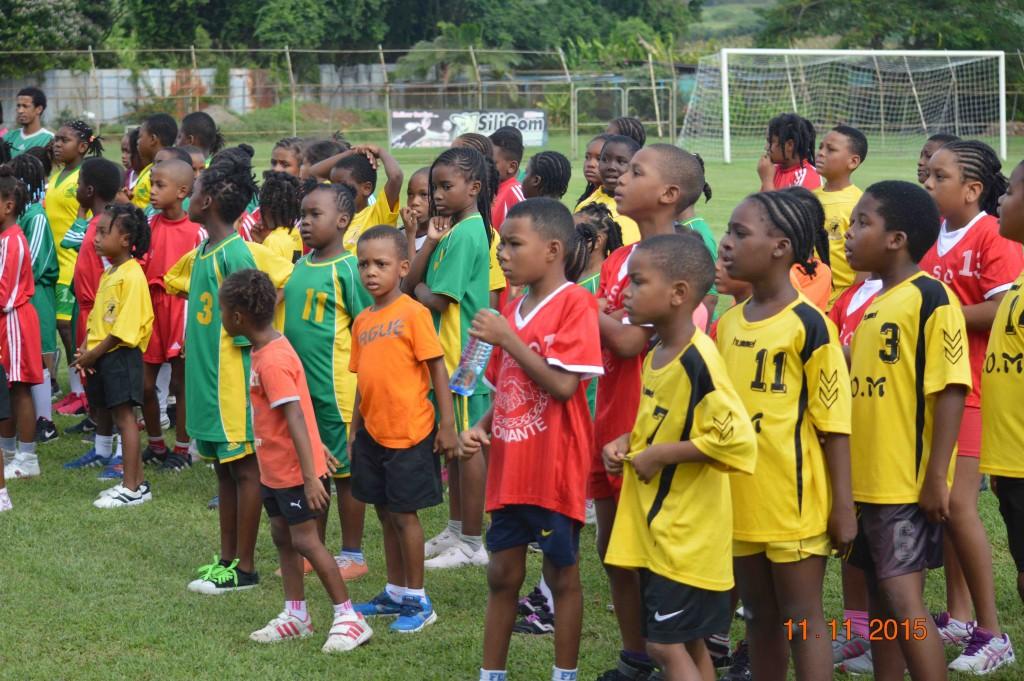 Quelques équipes participantes
