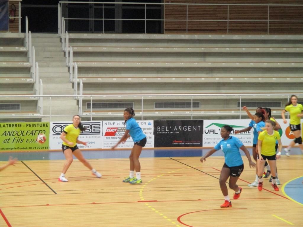 Match Pôle Antilles - Clermont