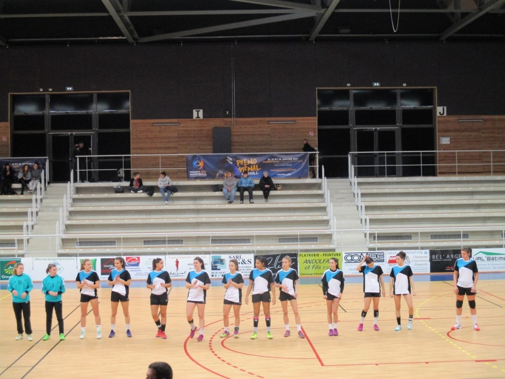 Match Clermont - Chambery