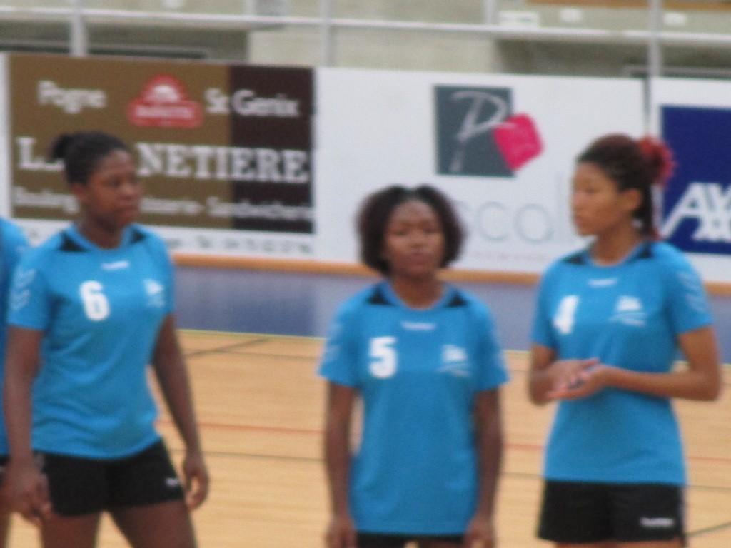 Match Pôle Antilles- Pôle Nïmes