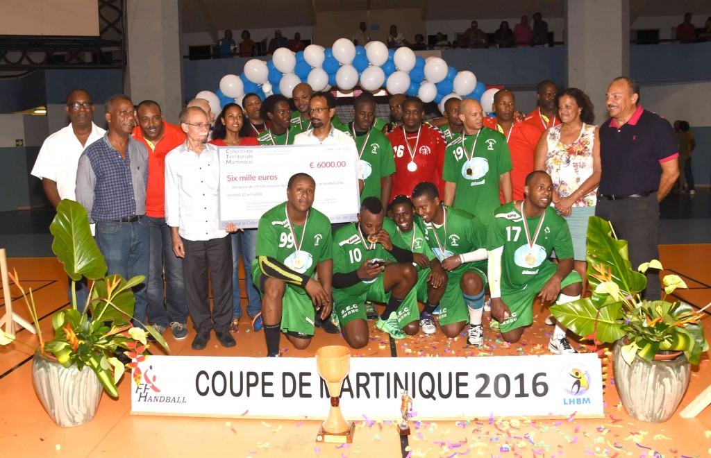 L'Etoile de Gondeau Vainqueur de la Coupe de Martinique 2016