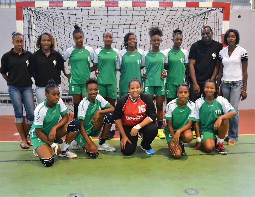 U14 ASC Ducos Finaliste Coupe de la Martinique