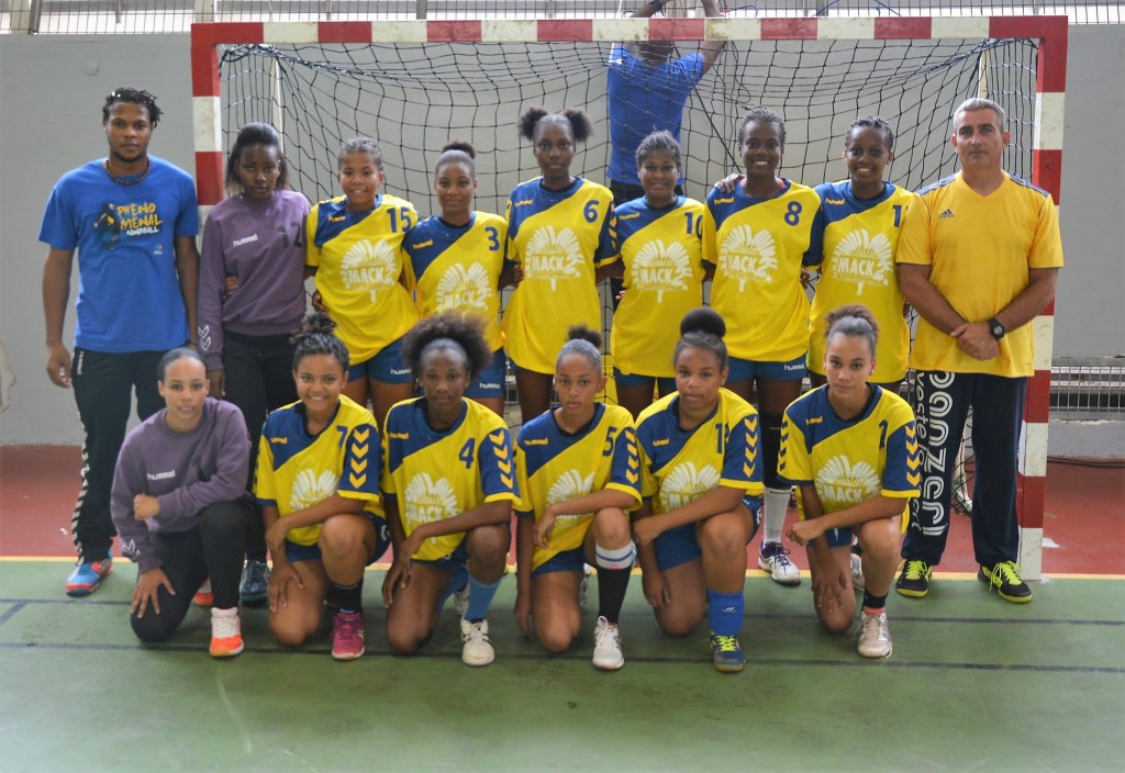 U16 TS Franciscain Finaliste Coupe de la Martinique