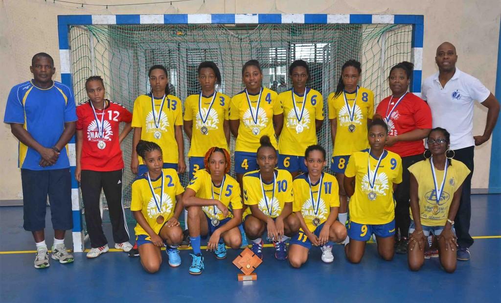 TS Franciscain Finaliste Coupe U22 Femmes