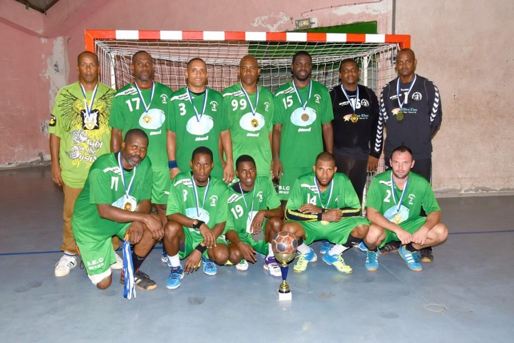 L'Etoile de Gondeau Vainqueur Equipes 2 masculines 2015-2016