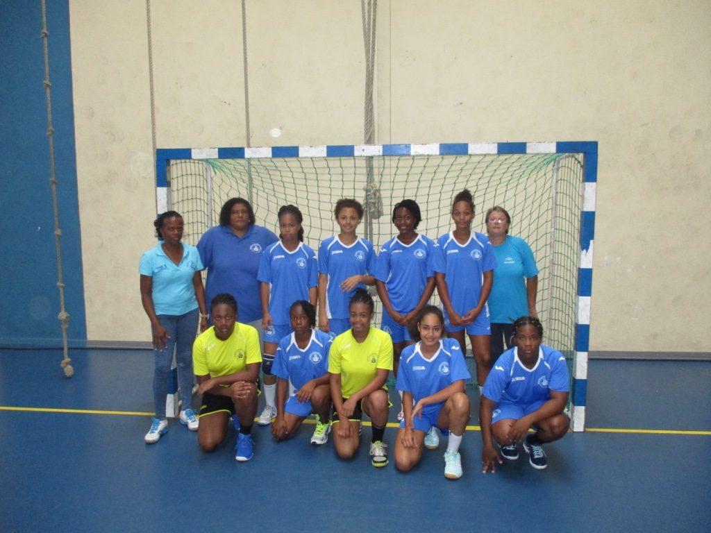 Ac Bouillante Vice Champion Antilles U16 F