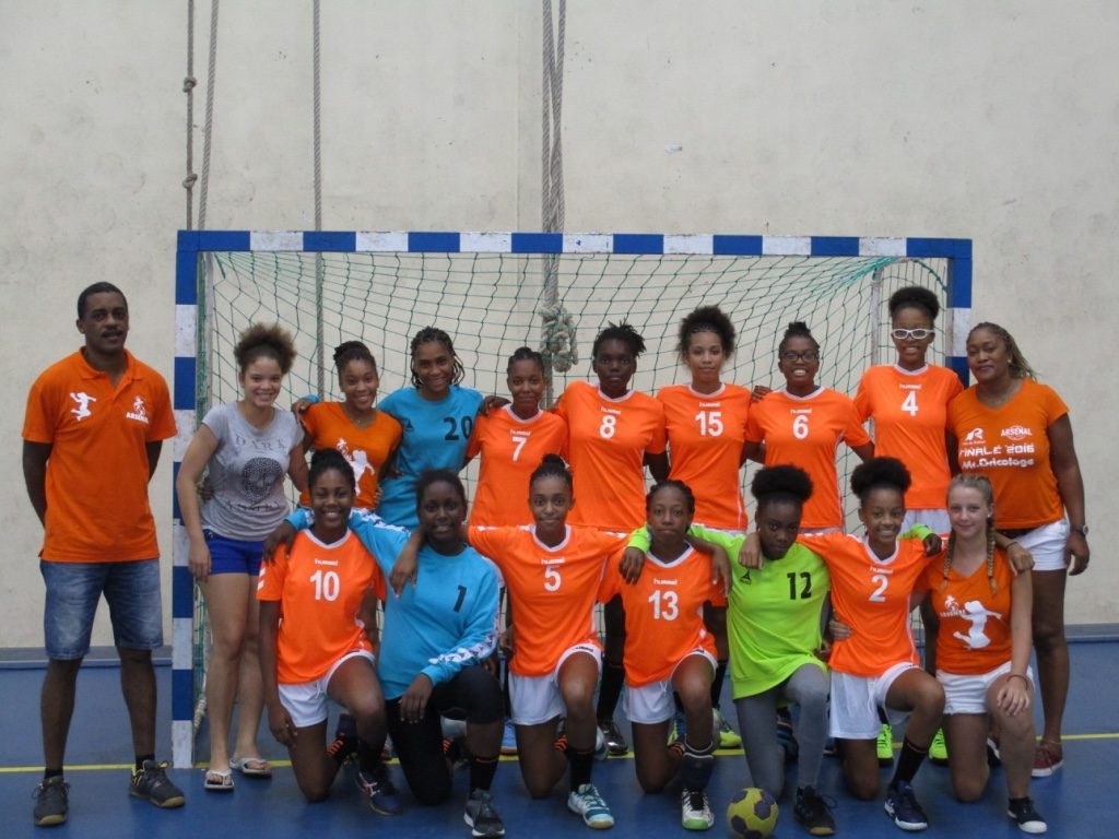 Arsenal du Robert Champion U16F