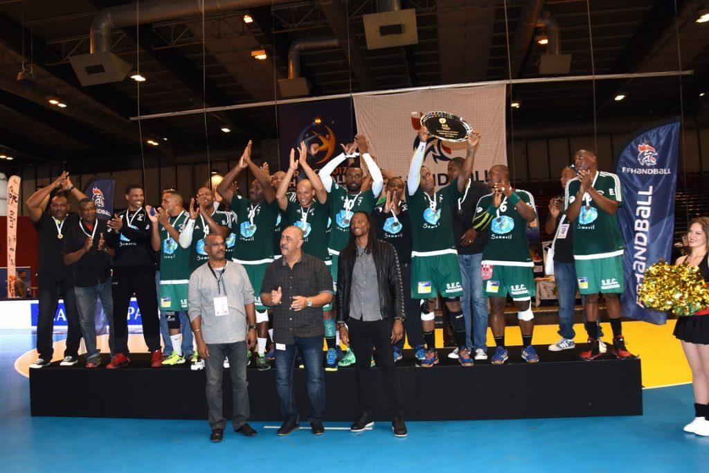 Etoile de Gondeau Vice Champion de France N2