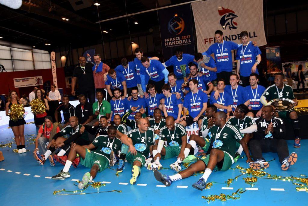 ASC Boulogne Billancourt Champion de France N2 et Etoile de Gondeau Vice Champion N2