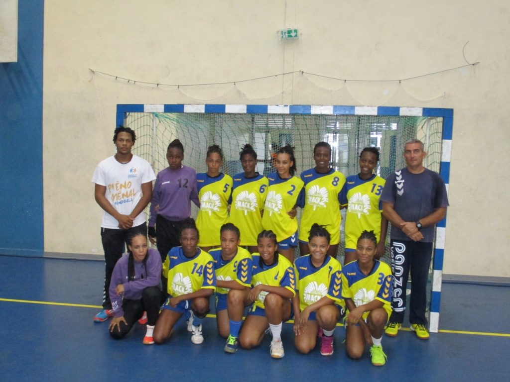 TS Franciscain Vice-Champion U16F