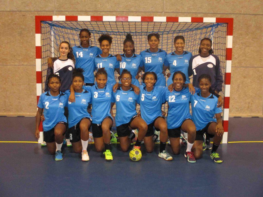 La Sélection Antilles aux InterPôles 2017 à Granville