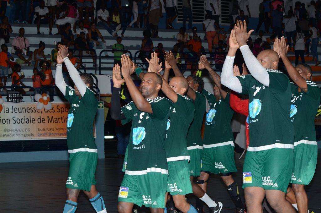 L'Etoile de Gondeau Champion de Martinique 2017