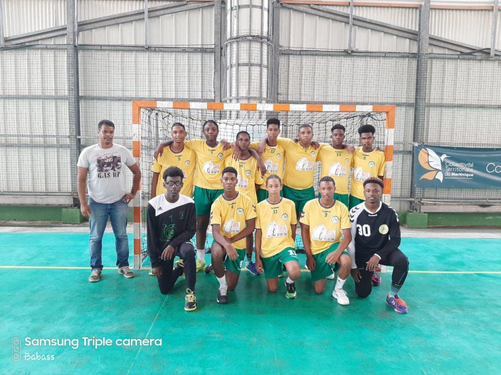 Réveil Sportif Vice champion 2019 - U16 Garçons