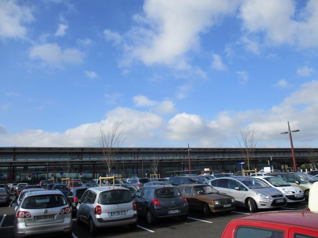 Gare de Valence 29/01/16