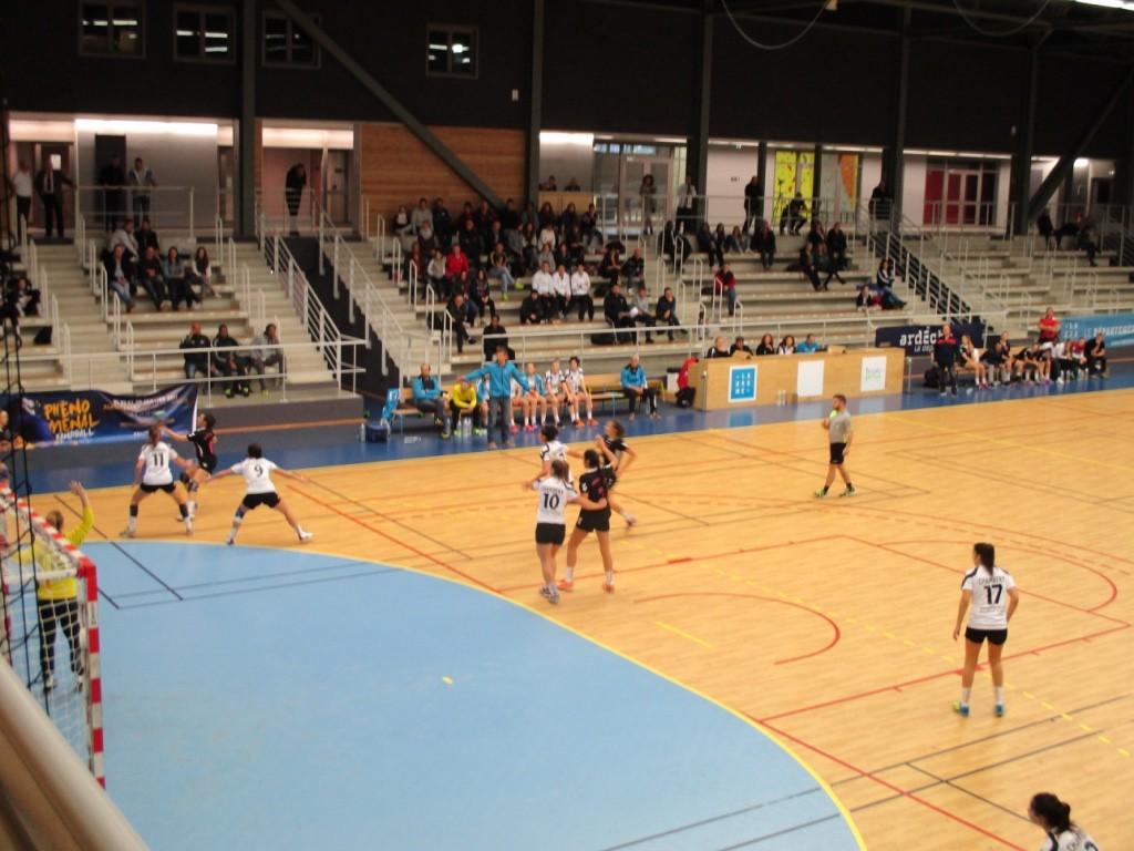 Match Pôle Marseille - Pôle Chambery
