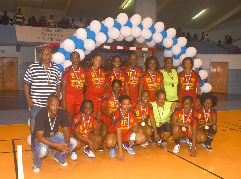 L'Aiglon du Lamentin finaliste de la Coupe de la Martinique 2016