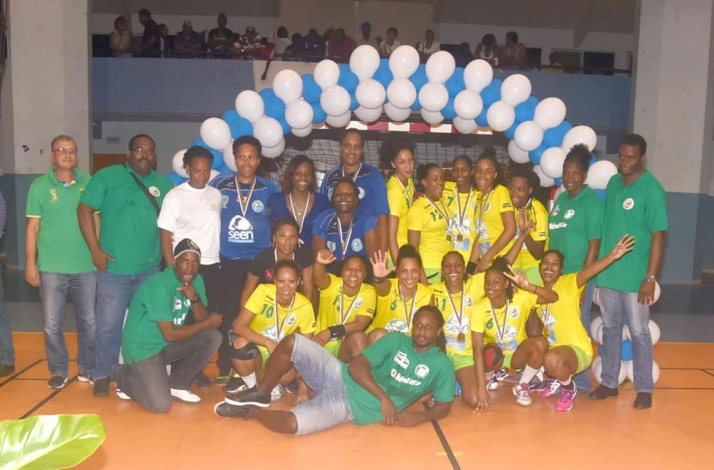 Le Réveil Sportif vainqueur de la Coupe de la Martinique 2016