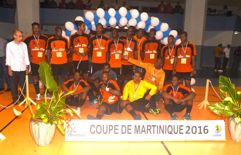 L'USC Citron Finaliste de la Coupe de Martinique 2016