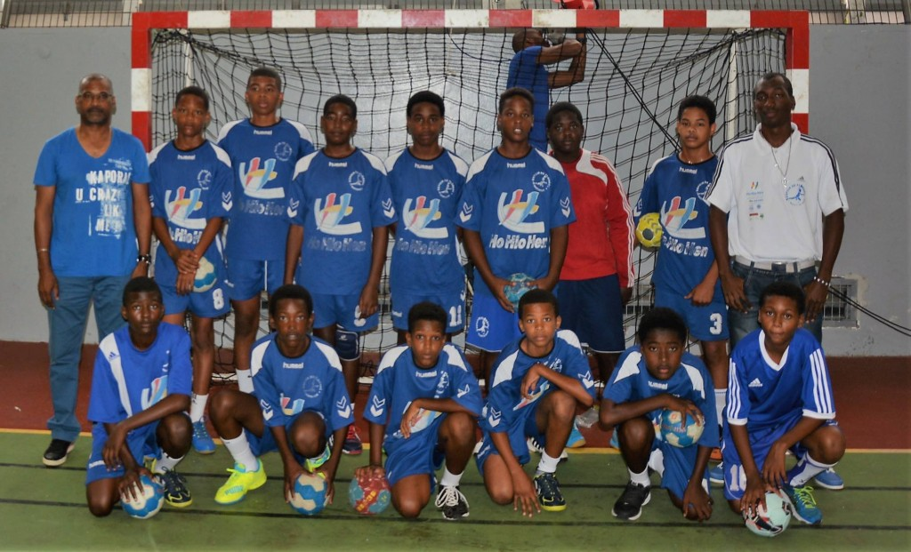 U14 Espoir de Floreal Finaliste Coupe de la Martinique
