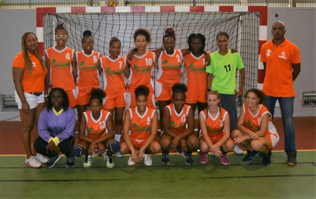 U16 Arsenal du Robert Vainqueur Coupe de la Martinique