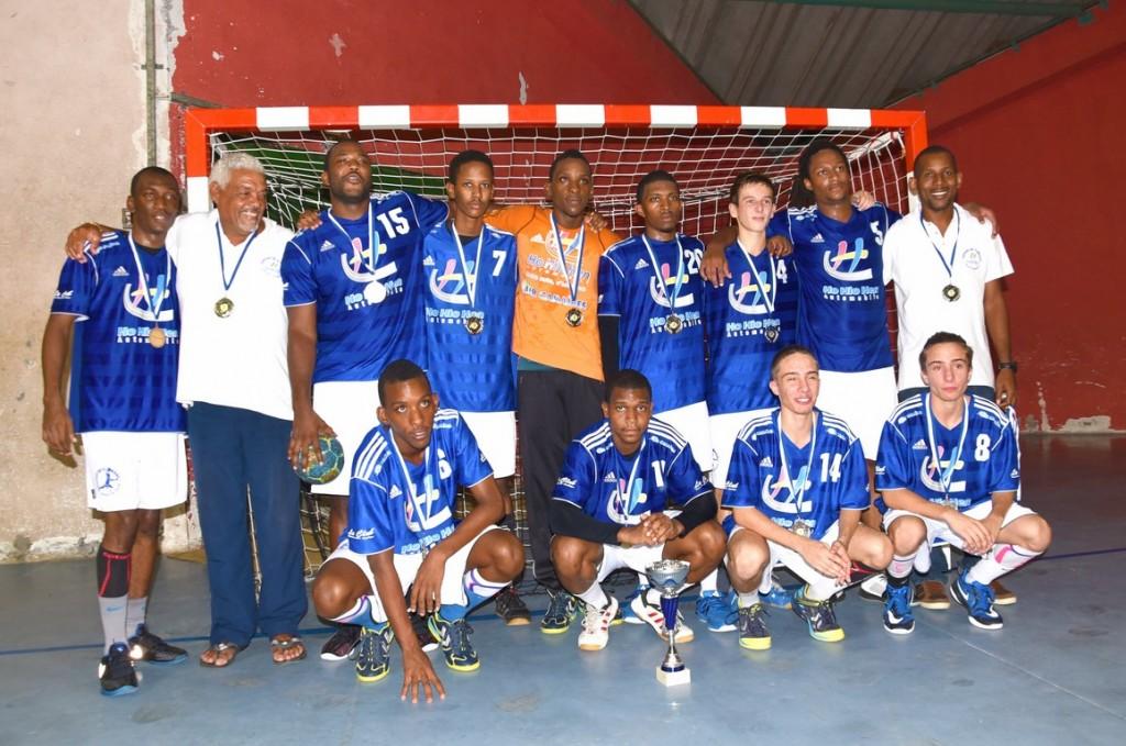 L'Espoir de Floreal Finaliste Equipes 2 masculines 2015-2016