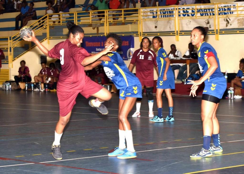 Sporting Club Lamentinois - TS Franciscain