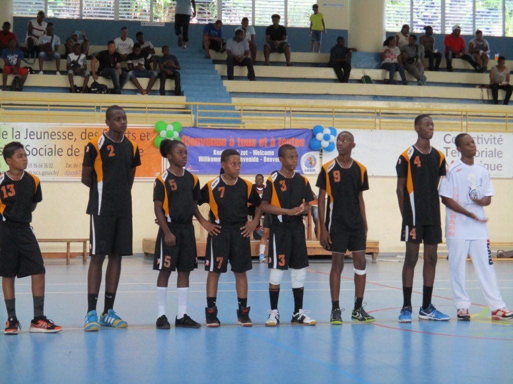 USC Citron Vice-Champion U14G