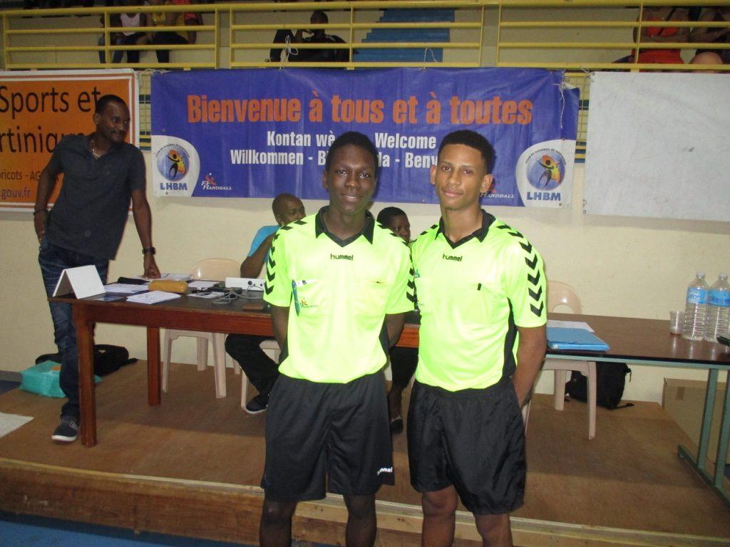 Jeunes arbitres