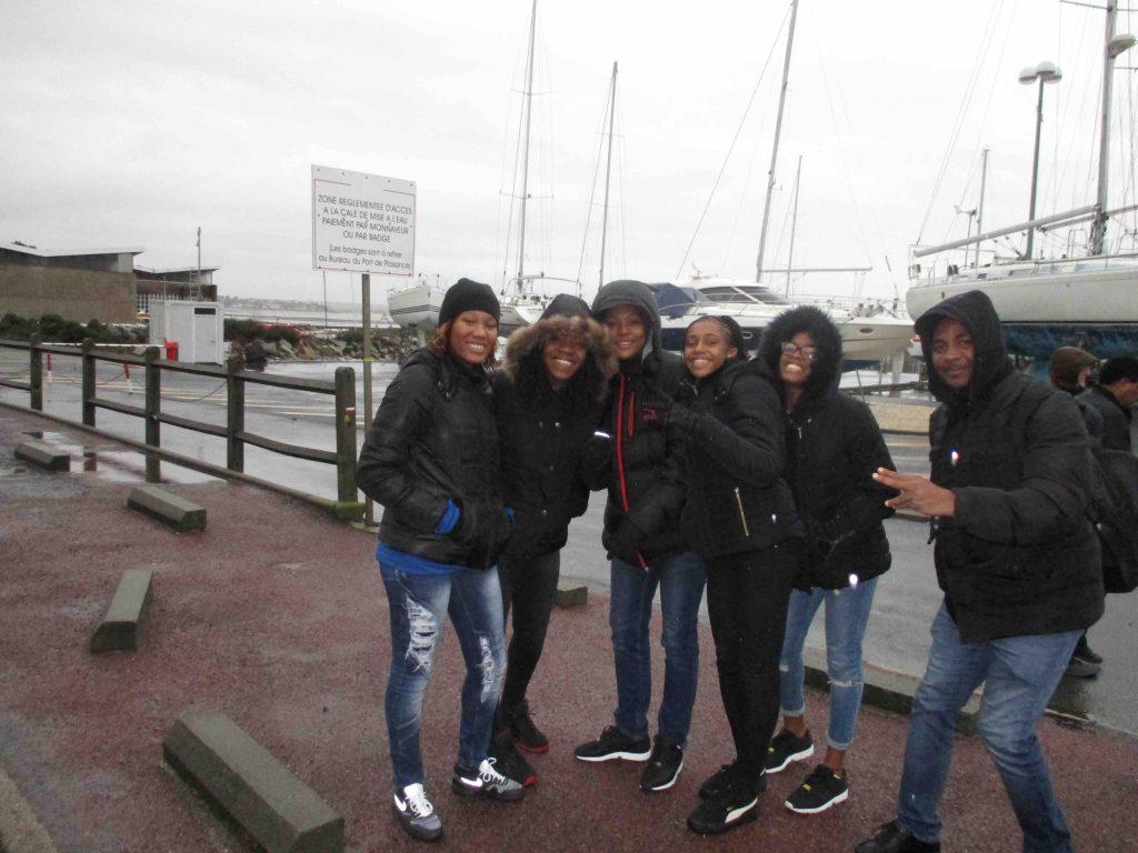 Visite du Port de Granville