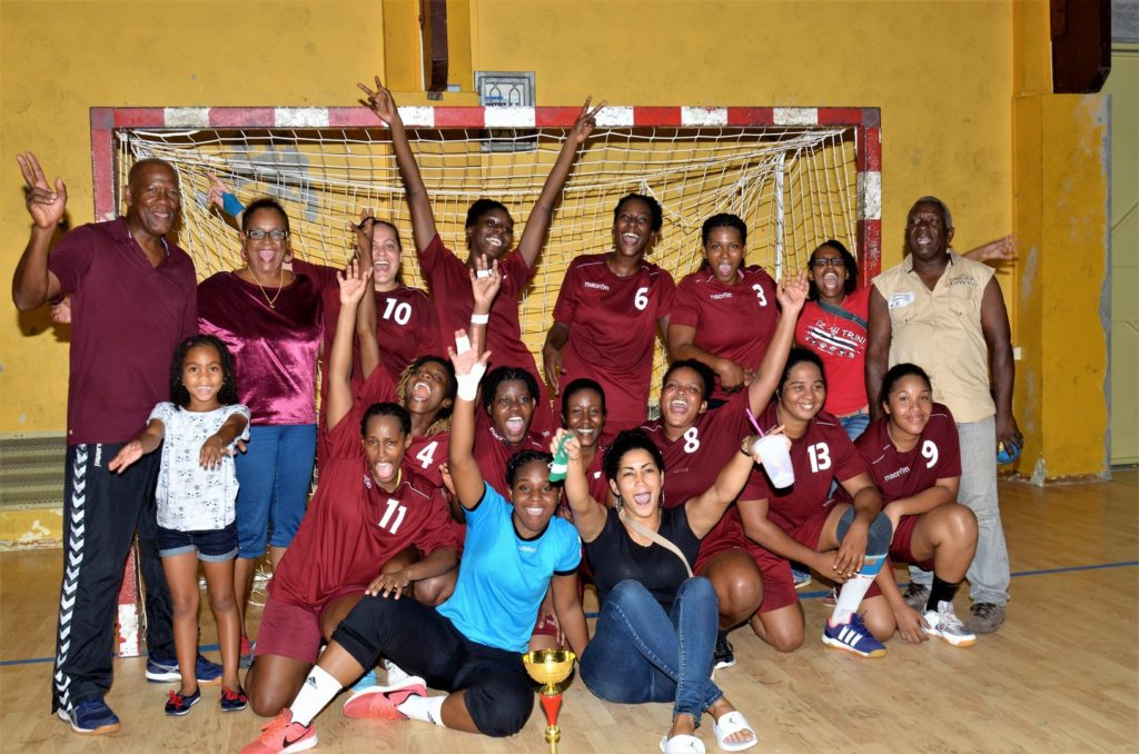 SC Lamentinois Champion féminin Excellence 2018