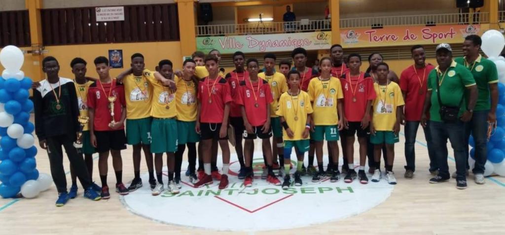 Réveil Sportif et Club Sport  Finalistes U14 G
