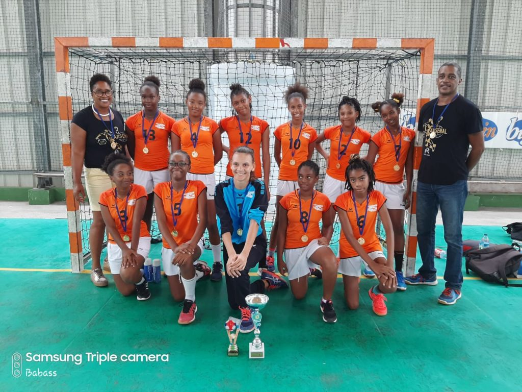 Arsenal du Robert : Champion 2019 - U14 Filles