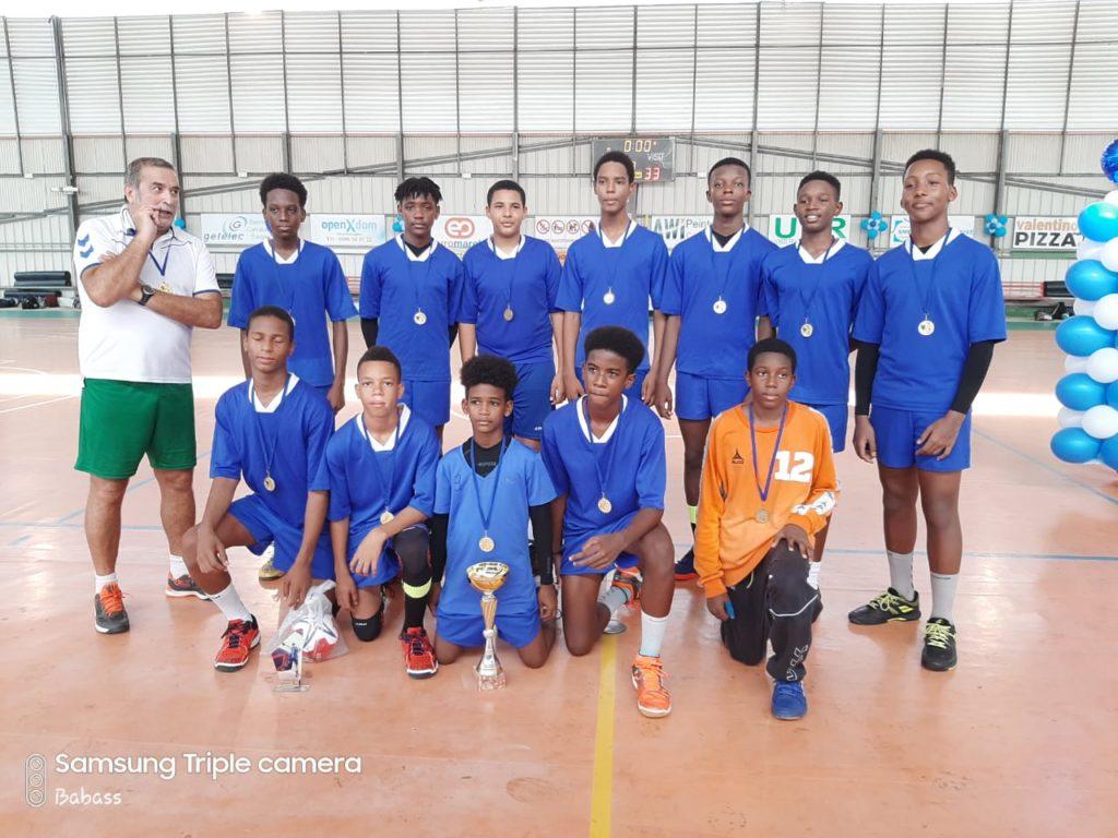 ASC Ducos Champion 2019 - U14 Garçons