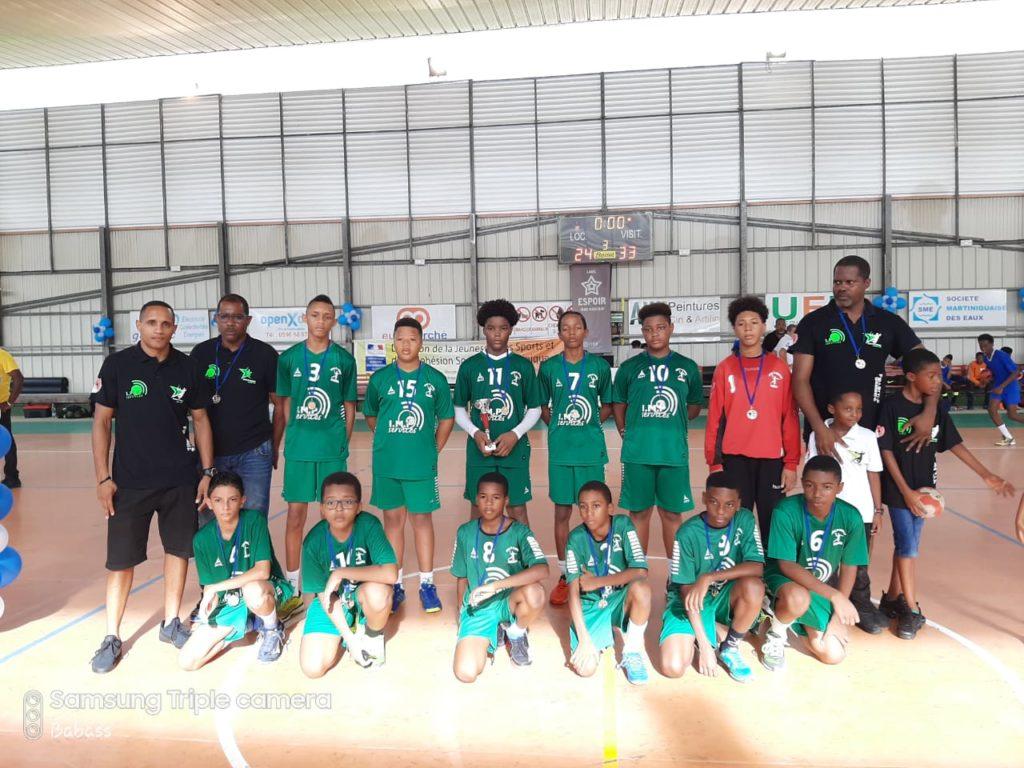 Etoile de Gondeau Vice Champion 2019 - U14 garçons