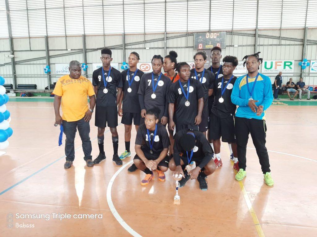 USC Citron Vice Champion 2019 - U18 Garçons