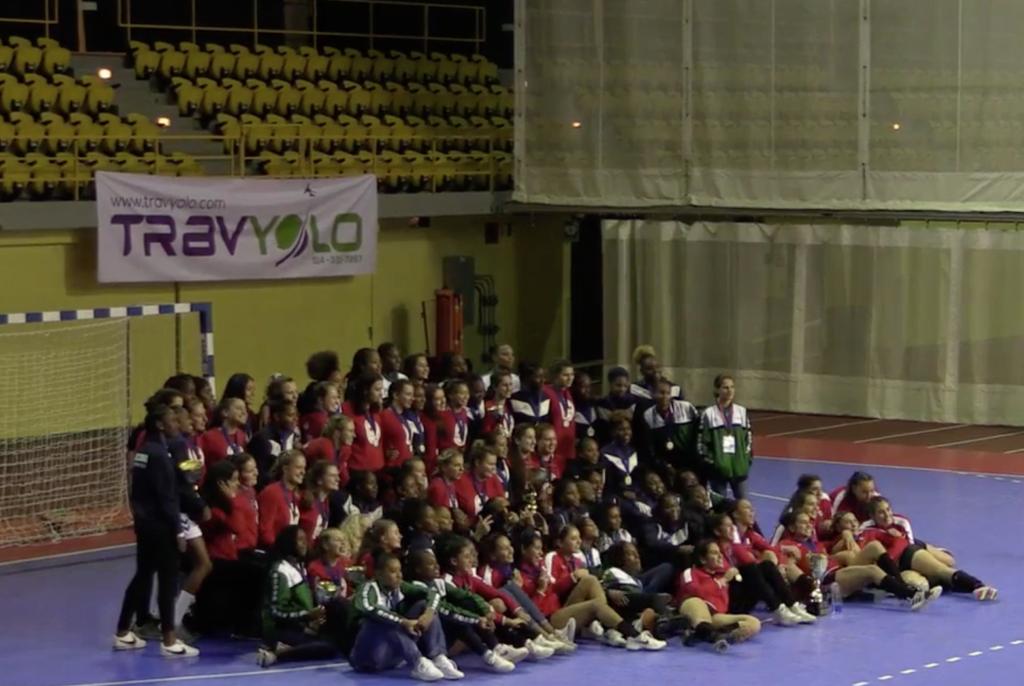 Equipes finalistes U17 et U19